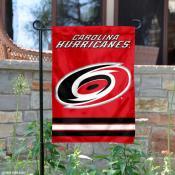 Carolina Hurricanes Garden Flag
