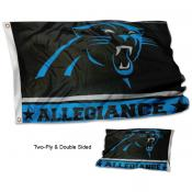 Carolina Panthers Allegiance Flag