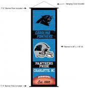 Carolina Panthers Decor and Banner