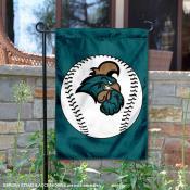 CCU Chanticleers Baseball Garden Flag