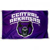 Central Arkansas Bears Wordmark Flag