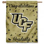 Central Florida Knights Congratulations Graduate Flag