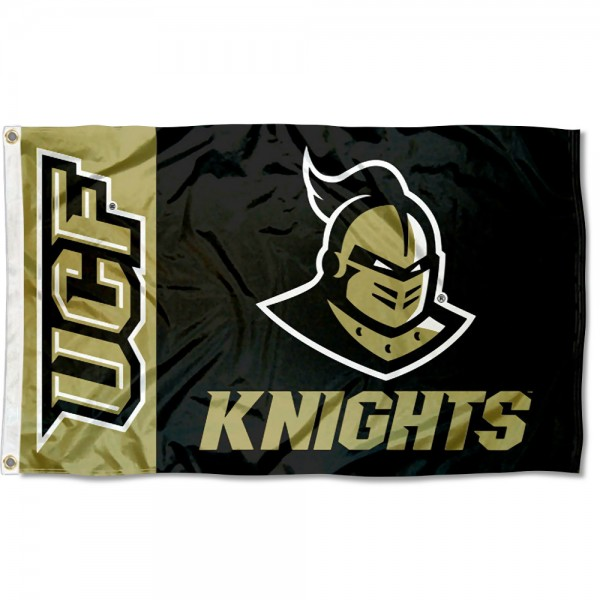 Central Florida Knights Panel Flag measures 3x5 feet, is made of 100% polyester, offers quadruple stitched flyends, has two metal grommets, and offers screen printed NCAA team logos and insignias. Our Central Florida Knights Panel Flag is officially licensed by the selected university and NCAA.