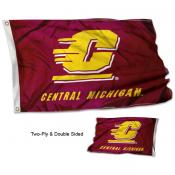 Central Michigan University Flag