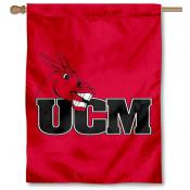 Central Missouri UCM Mules Banner Flag