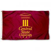 Central State Marauders Flag