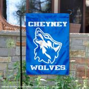 Cheyney University Wolves Garden Flag