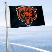 Chicago Bears Boat and Nautical Flag