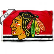 Chicago Blackhawks 2x3 Feet Flag