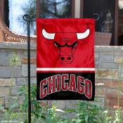 Chicago Bulls Garden Flag
