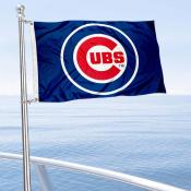 Chicago Cubs Boat and Nautical Flag