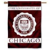 Chicago Maroons House Flag
