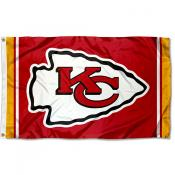 Chiefs Logo Flag