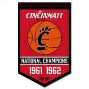 Cincinnati Bearcats Basketball National Champions Banner