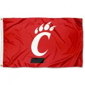 Cincinnati Bearcats Red Flag
