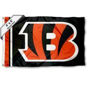Cincinnati Bengals 4x6 Flag