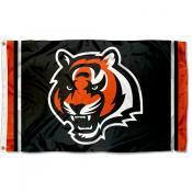 Cincinnati Bengals Logo Flag