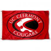 Cincinnati Clermont Cougars Flag