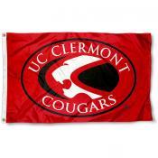 Cincinnati Clermont Cougars Flag