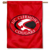 Cincinnati Clermont Cougars House Flag