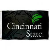 Cincy State Surge Flag