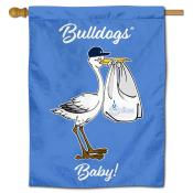 Citadel Bulldogs New Baby Flag