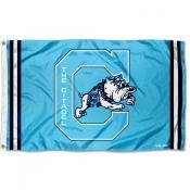 Citadel Bulldogs Throwback Vault Logo Flag