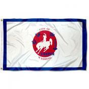City of Casper Flag