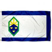 City of Colorado Springs Flag