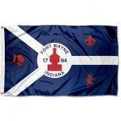 City of Fort Wayne Flag
