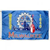 City of Milwaukee Flag
