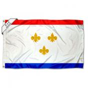 City of New Orleans 2x3 Flag