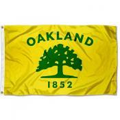 City of Oakland Flag