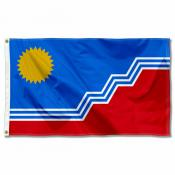 City of Sioux Falls Flag