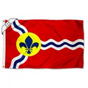 City of St Louis 2x3 Flag