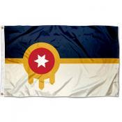 City of Tulsa Flag