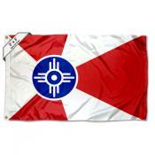 City of Wichita 2x3 Flag