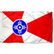 City of Wichita Flag
