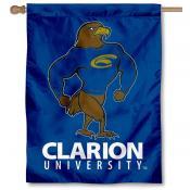 Clarion University Banner Flag