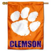 Clemson University Decorative Flag