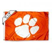 Clemson University Mini Flag