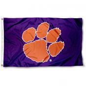 Clemson University Tigers Flag