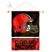 Cleveland Browns Window and Wall Banner
