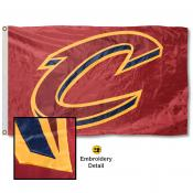 Cleveland Cavaliers Embroidered Nylon Flag