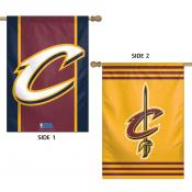 Cleveland Cavaliers Two Sided House Flag