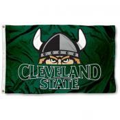 Cleveland State Vikings  Flag