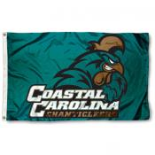 Coastal Carolina Chanticleers Flag