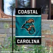 Coastal Carolina Chanticleers Garden Flag