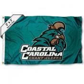 Coastal Carolina Chanticleers Small 2'x3' Flag