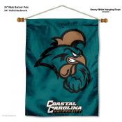 Coastal Carolina Chanticleers Wall Banner